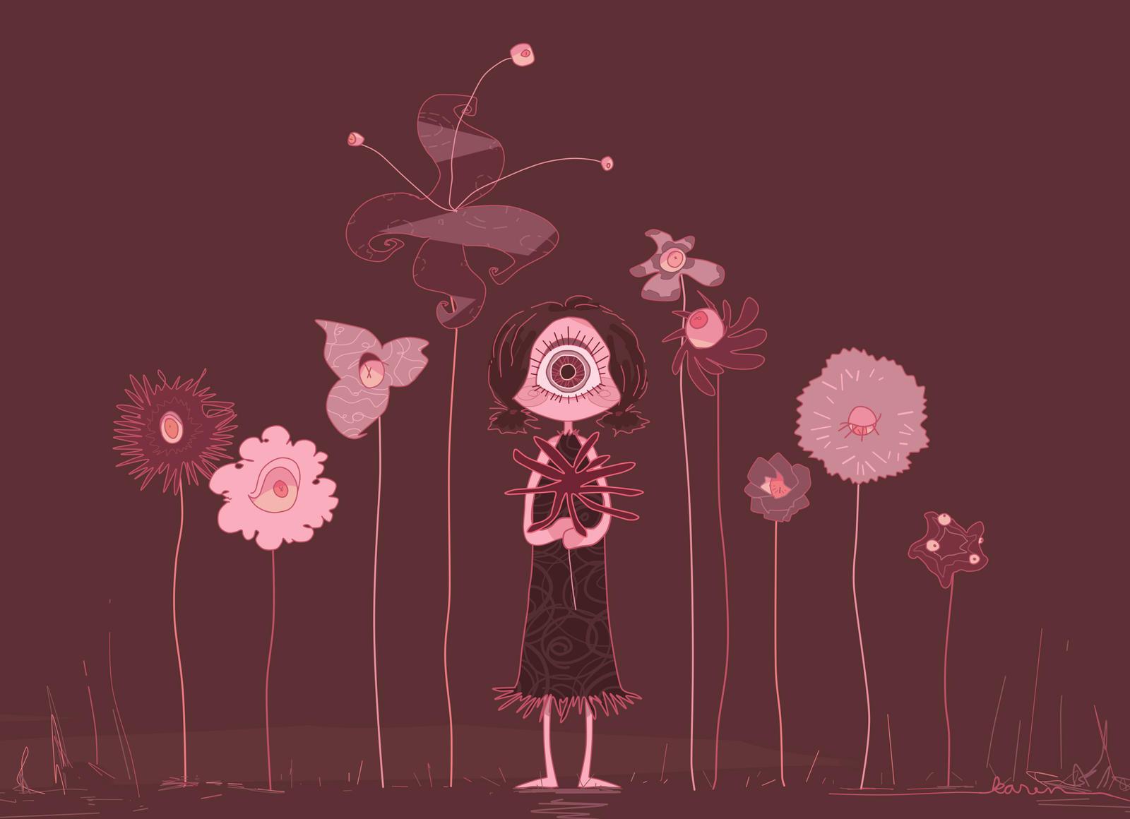 iris by Shinkami