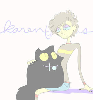 me and my droolcat