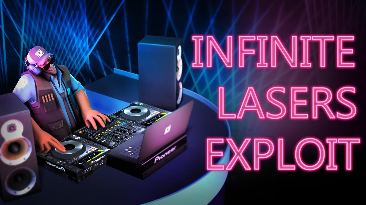 Infinite lasers exploit by darthbodan