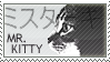 Mr. Kitty Stamp by irrk
