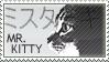 Mr. Kitty Stamp by irrk