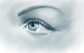 Ojo Femenino - Female eye by LuisMiguel-ART