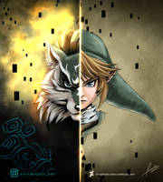Twilight Princess 12th anniversary!!! by LuisMiguel-ART