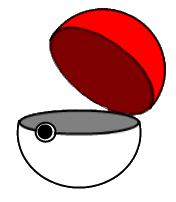 Walfas Prop Open Pokeball By Galactiweirdo
