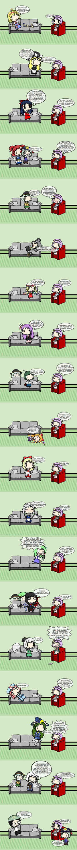 Satori's Psychiatric Clinic by Galactiweirdo