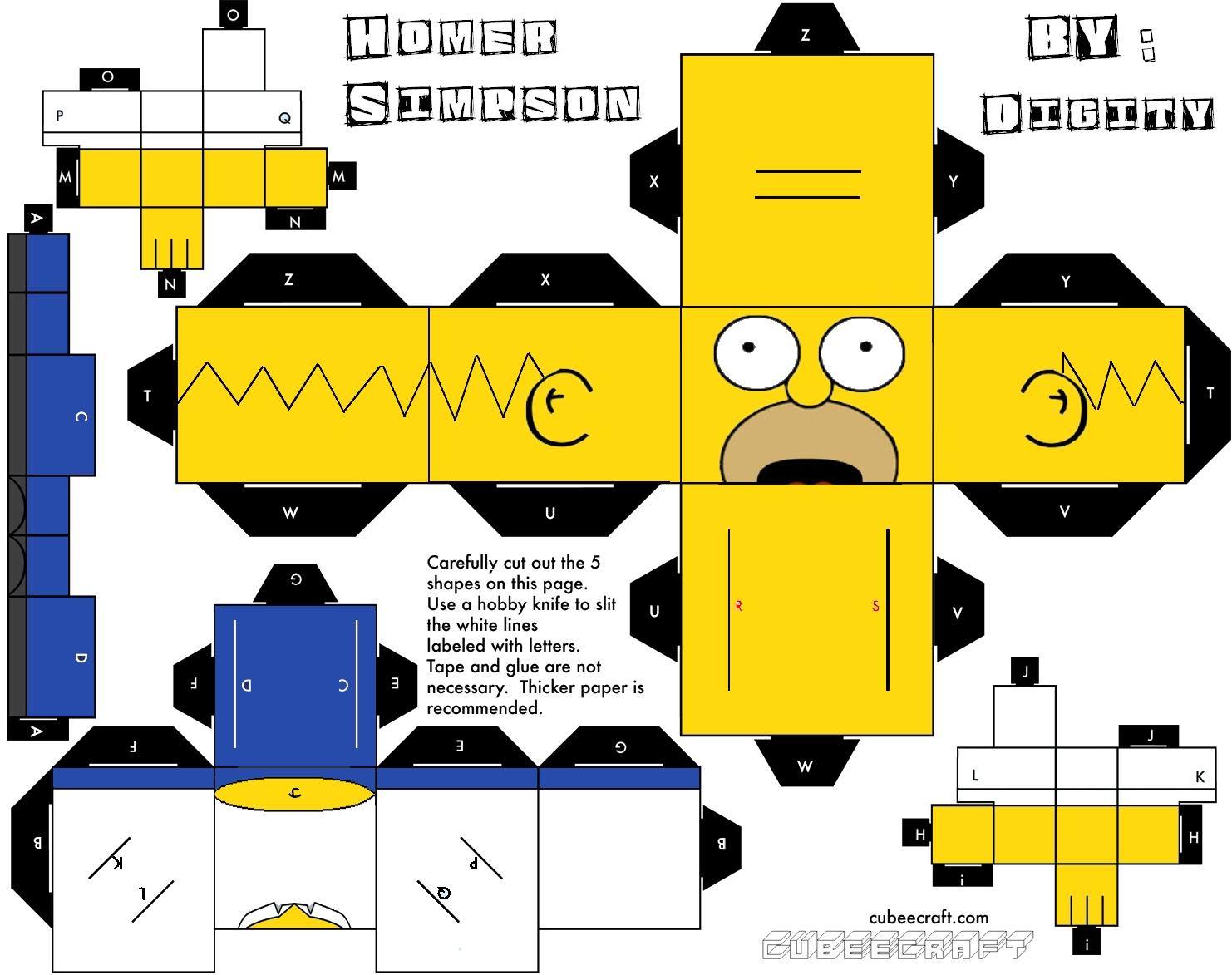 Paper_craft_Homer_simpson_by_Digity.jpg
