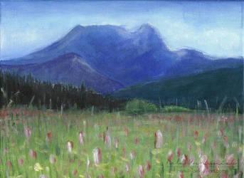 Giewont Mountain Massif by NelEilis