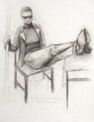 Girl by NelEilis