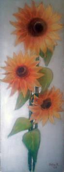 Sunflowers by NelEilis