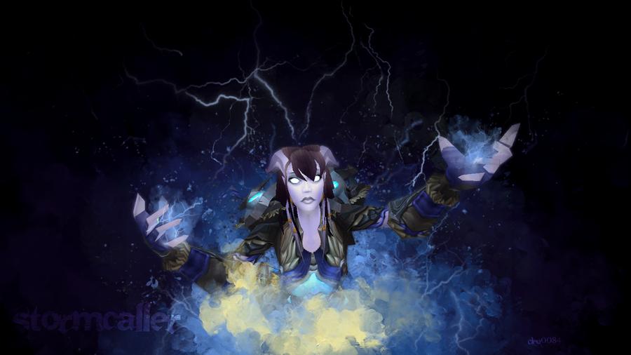 Stormcaller Wallpaper by NelEilis