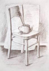 Chair by NelEilis
