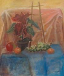 Grapes by NelEilis