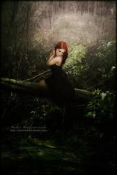Dark Fairy by NelEilis