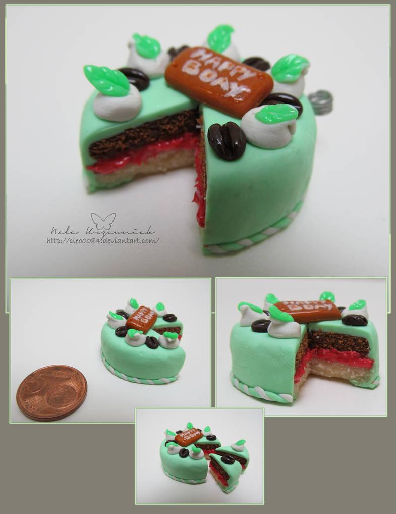 Birthday Cake by NelEilis