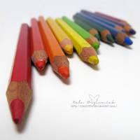 Pencils by NelEilis