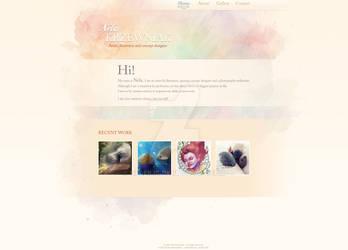 Personal website by NelEilis