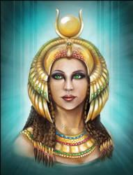 Cleopatra by NelEilis