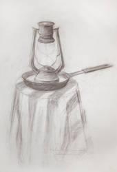 Lamp by NelEilis