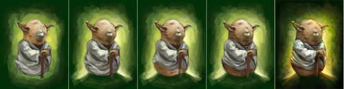 Master Yotato stages by NelEilis