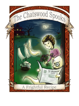 A Frightful Recipe (The Chatswood Spooks)