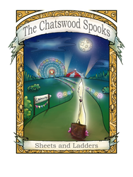 Sheets and Ladders (The Chatswood Spooks) by NelEilis