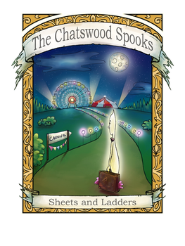 Sheets and Ladders (The Chatswood Spooks)