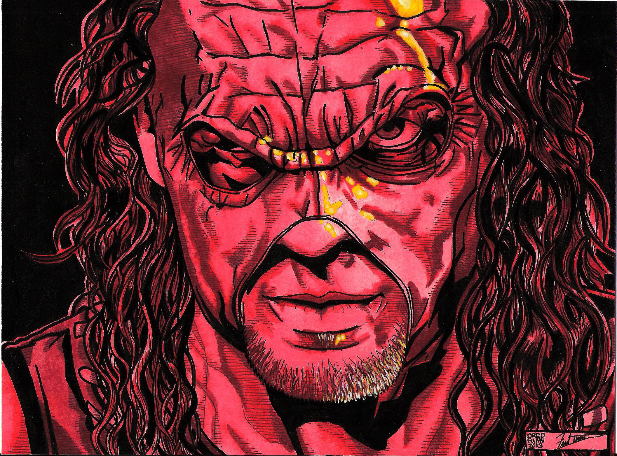 Kane by DredFunn
