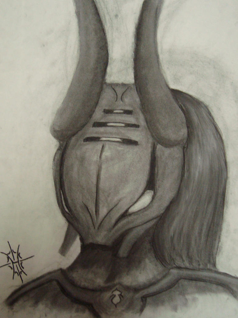 Lydusa Portrait by Haotaus