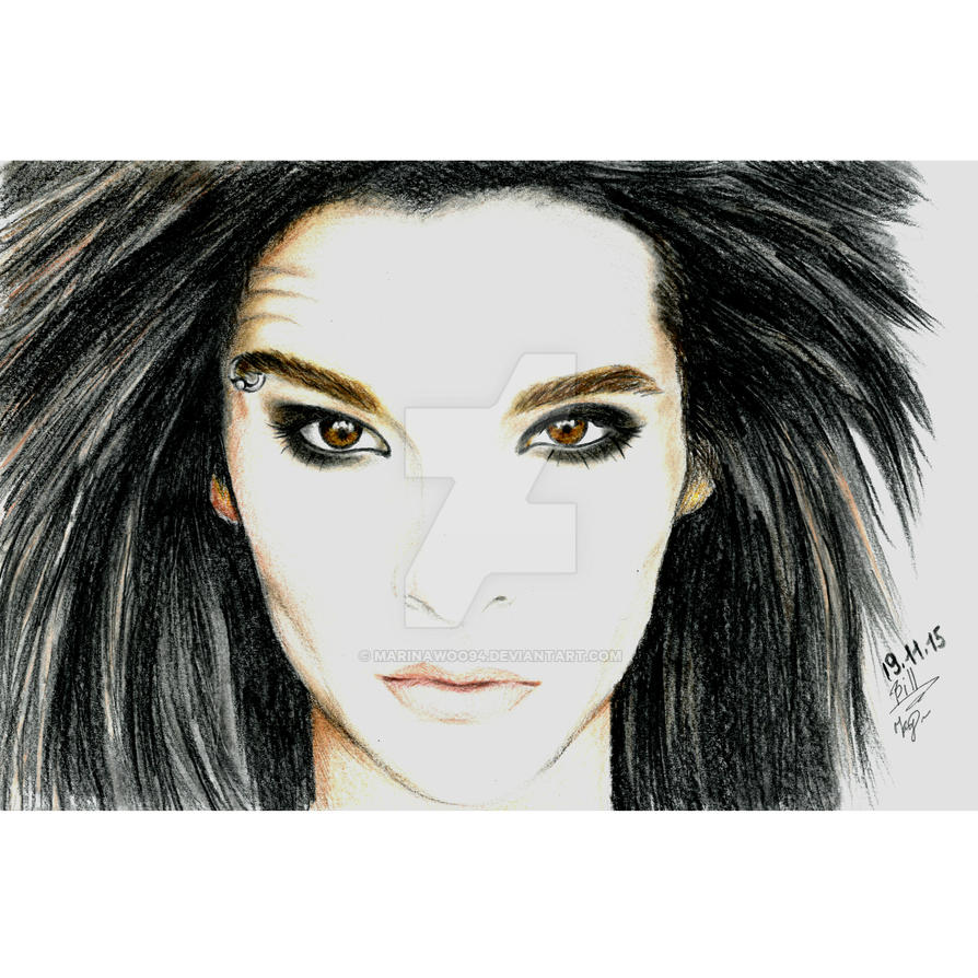 Kaulitz Bill by MarinaWoo94