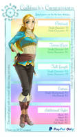 Commission Sheet (COMMISSIONS ARE OPEN)