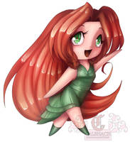 Tier 2 Full Color Chibi Request for Sarahyt