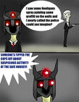 Anonymous Tip by Tophat-Crow
