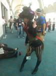 San Diego Comic-Con - Steampunk Doll
