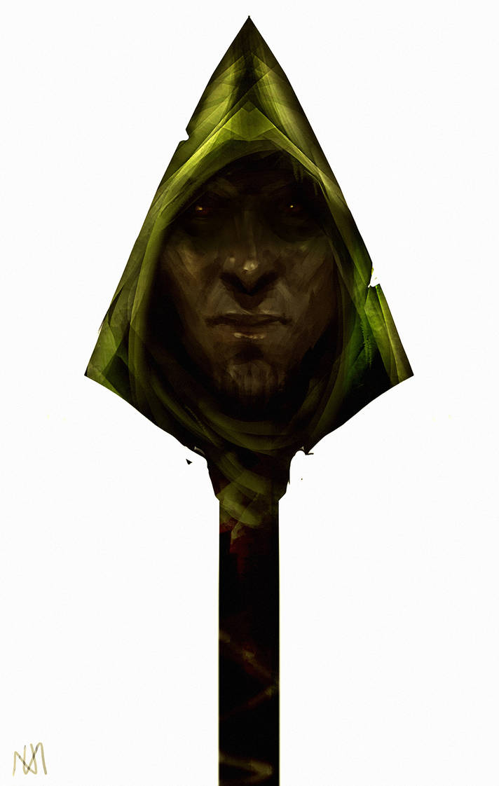 Arrow by norbface