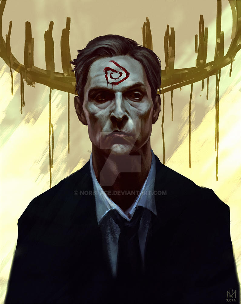 True Detective - Rust by norbface
