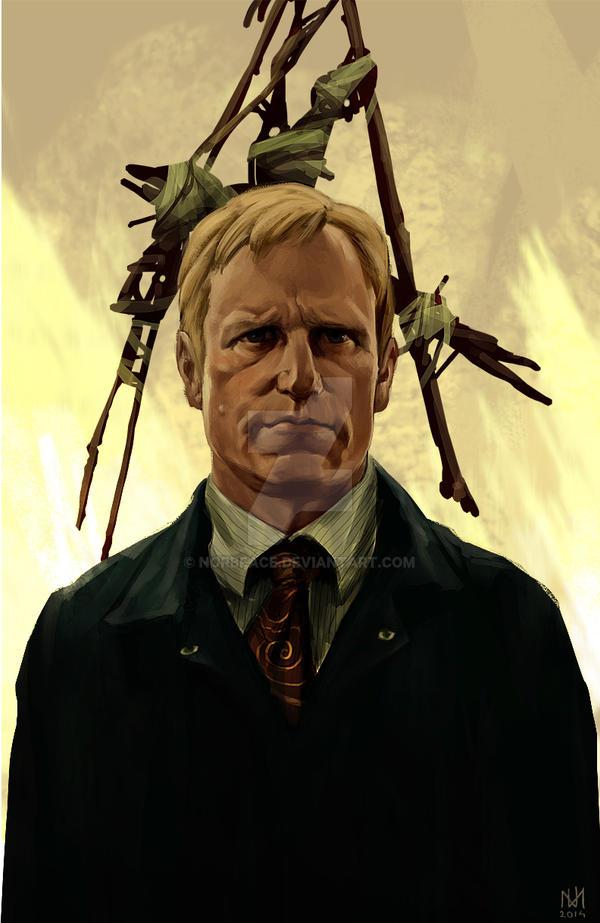 True Detective - Martin