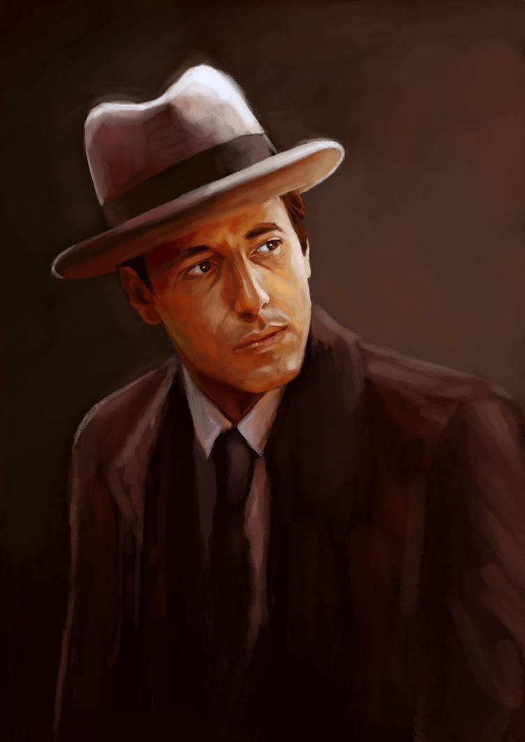 Al Pacino Godfather Ii...