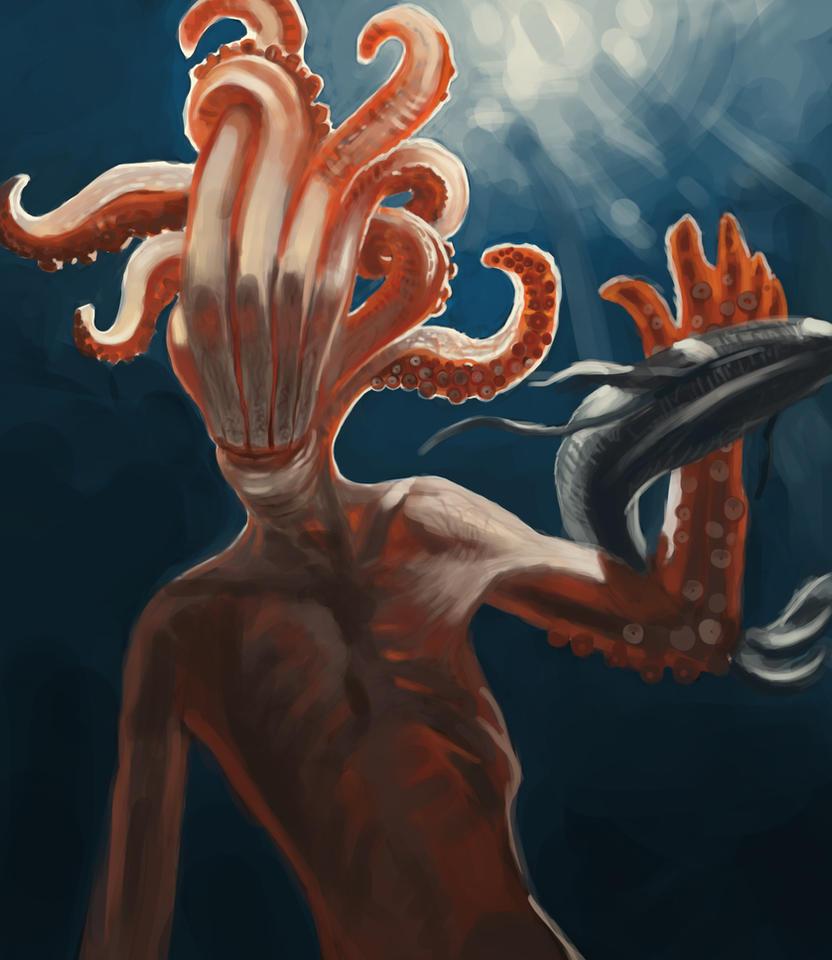 the tentacle manjack-kirby-crosby on deviantart