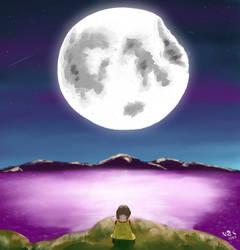 La Moon by Cortes2k