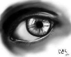 First eye attemp draw