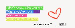 1 by Hillaryn