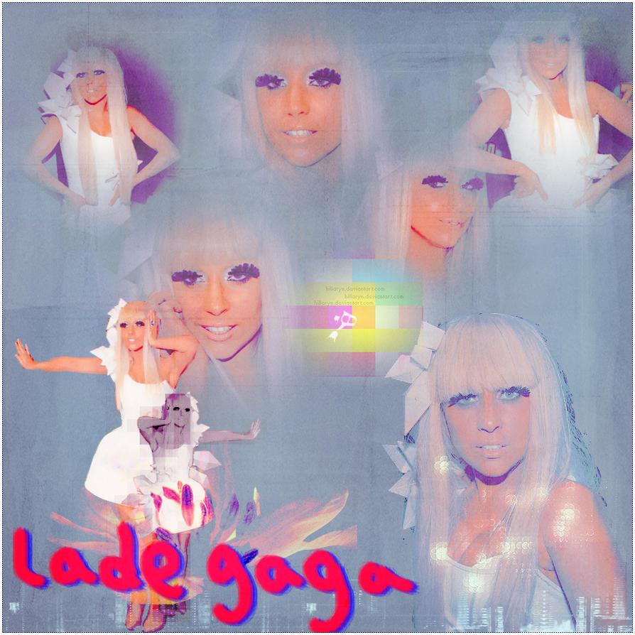 Lady Gaga 2-2 by Hillaryn