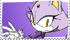 Blaze The Cat stamp 2. by BlazeCookie