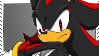 Shadow The Hedgehog Stamp. by Kyaatto