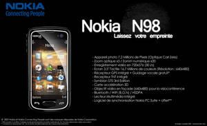 Nokia N98 Concept Design