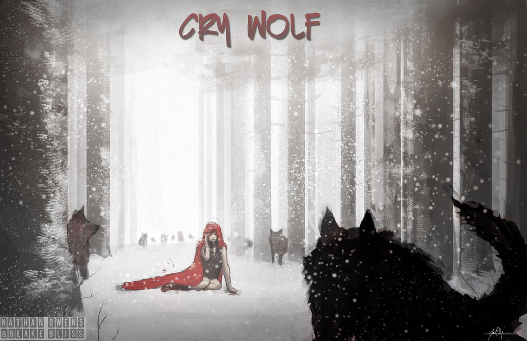 Cry Wolf - Nathan Owens and Blake Bliss colab by Ahoynateo