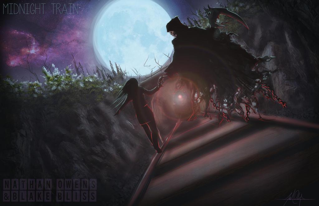 Midnight Train #AVA by Ahoynateo