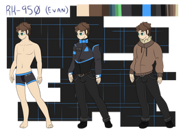 RK-950 (Evan) Reference by AstrexCorp