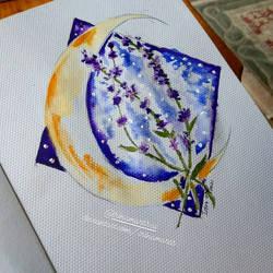Purple Moon Lavender