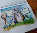 Sunny Day Totoro